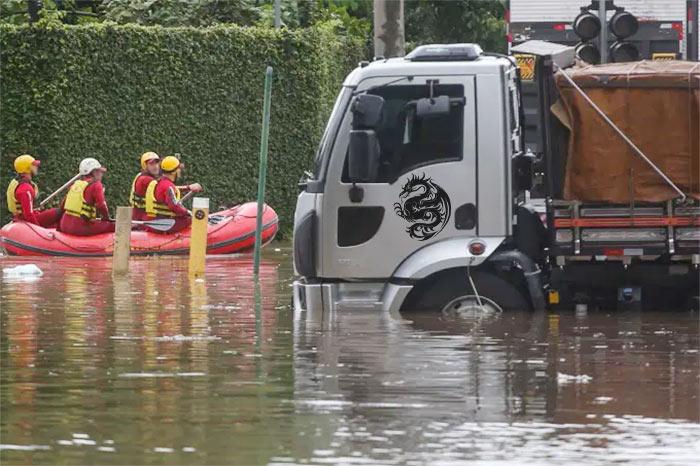 enchentes em são paulo