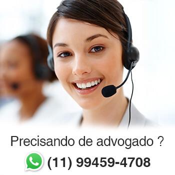 Advogado entre em contato